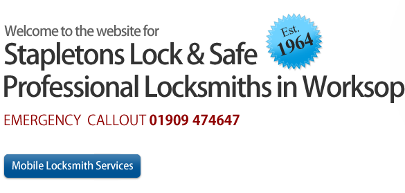 Welcome Image for Stapletons Lock and Safe