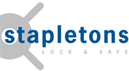Stapletons Lock and Safe Logo